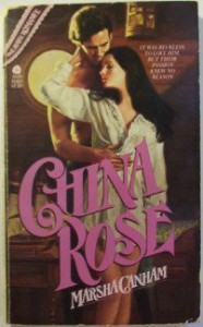 China Rose - Marsha Canham