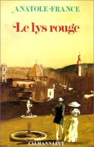 Le lys rouge - Anatole France