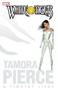 White Tiger: A Hero's Compulsion - Tamora Pierce, Timothy Liebe, Philip Briones