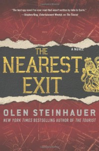The Nearest Exit - Olen Steinhauer