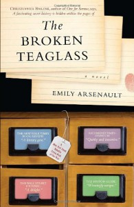 The Broken Teaglass - Emily Arsenault