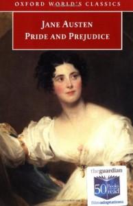 Pride and Prejudice - James Kinsley, Jane Austen