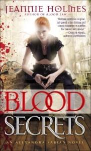 Blood Secrets - Jeannie Holmes