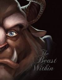 Beast Within, The: A Tale of Beauty's Prince (Novel) - Disney Storybook Art Team, Serena Valentino