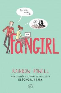 Fangirl - Rowell. Rainbow