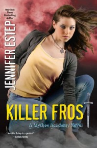 Killer Frost  - Jennifer Estep