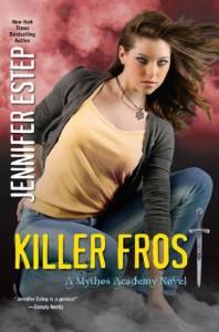Killer Frost  - Jennifer Estep