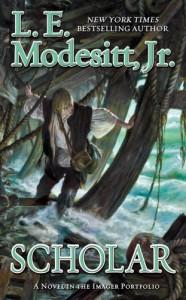 Scholar (Imager Portfolio #4) - L.E. Modesitt Jr.