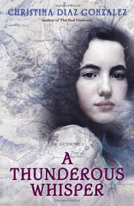 A Thunderous Whisper - Christina Diaz Gonzalez