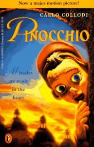 Pinocchio - John Boyne, Carlo Collodi