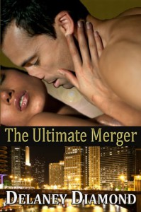 The Ultimate Merger (Hot Latin Men, #3.5) - Delaney Diamond