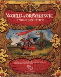 World of Greyhawk (Advanced Dungeons & Dragons Boxed Set) - Gary Gygax