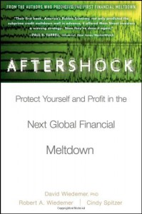 Aftershock: Protect Yourself and Profit in the Next Global Financial Meltdown - David Wiedemer, Robert Wiedemer, Cindy Spitzer