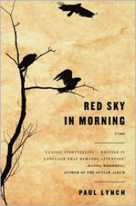 Red Sky in Morning - Paul Lynch