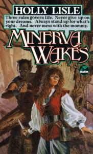 Minerva Wakes - Holly Lisle