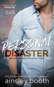 Personal Disaster - Ainsley Booth