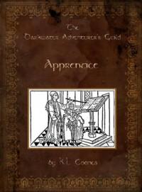 Apprentice (The Darkwater Adventurers Guild, Vol. 1) - K.L. Coones