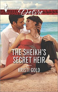 The Sheikh's Secret Heir (Harlequin Desire) - Kristi Gold