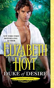 Duke of Desire (Maiden Lane)  - Elizabeth Hoyt