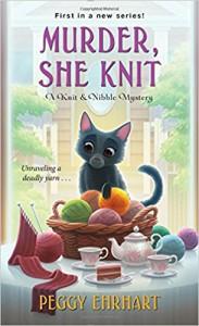 Murder, She Knit  - Peggy Ehrhart