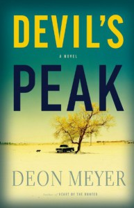 Devil's Peak: A Novel - Deon Meyer