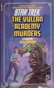 The Vulcan Academy Murders (Star Trek, No 20) - Jean Lorrah
