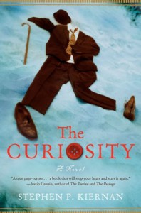 The Curiosity - Stephen P. Kiernan