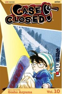 Case Closed, Vol. 10 - Gosho Aoyama