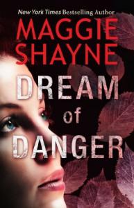 Dream of Danger (A Brown and De Luca Novel - Book 1.5) - Maggie Shayne