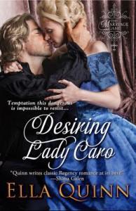 Desiring Lady Caro - Ella Quinn