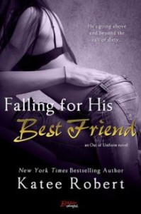 Falling for His Best Friend - Katee Robert
