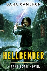 Hellbender (The Fangborn Series Book 3) - Dana Cameron