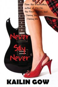Never Say Never - Kailin Gow