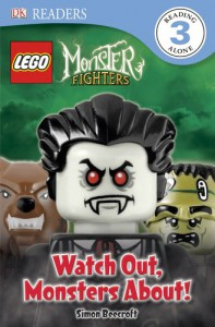 Lego Monster Fighters: Watch Out, Monsters About! - Simon Beecroft