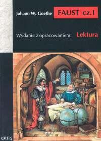 Faust, cz. I - Johann Wolfgang von Goethe