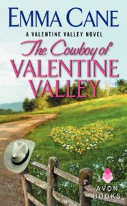 The Cowboy of Valentine Valley - Emma Cane
