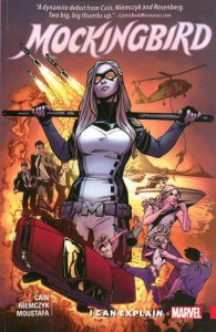 Mockingbird Vol. 1: I Can Explain - Kate Niemczyk, Chelsea Cain