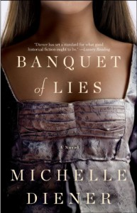 Banquet of Lies - Michelle Diener