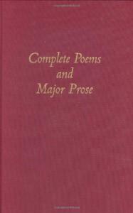 Complete Poems and Major Prose - John Milton, Merritt Y. Hughes
