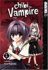 Chibi Vampire, Vol. 02 - Yuna Kagesaki