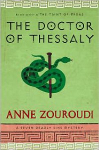 The Doctor of Thessaly - Anne Zouroudi