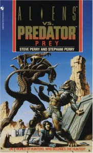 Prey - Steve Perry, Stephani Perry