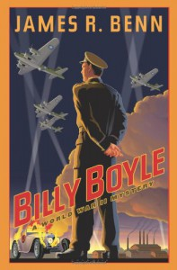 Billy Boyle: A World War II Mystery - James R. Benn
