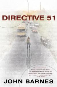 Directive 51 - John Barnes