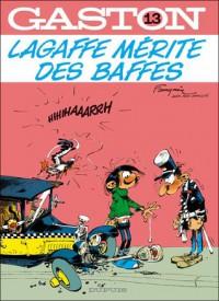 Lagaffe Mérite Des Baffes - André Franquin