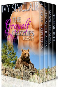 The Greyelf Grizzlies Box Set - Ivy Sinclair