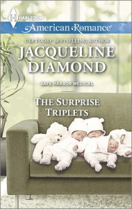 The Surprise Triplets - Jacqueline Diamond