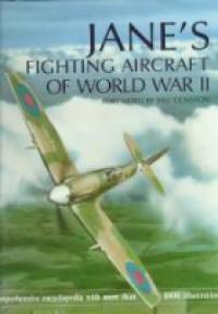 Jane's Fighting Aircraft of World War II - Leonard Bridgman