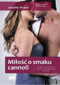 Miłość o smaku cannoli - Jennifer Probst