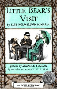 Little Bear's Visit (An I Can Read Book) - Else Holmelund Minarik